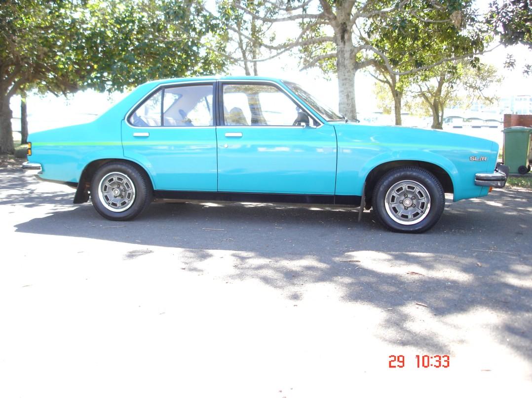 1976 Holden TORANA 1976 LX SL/R 3300