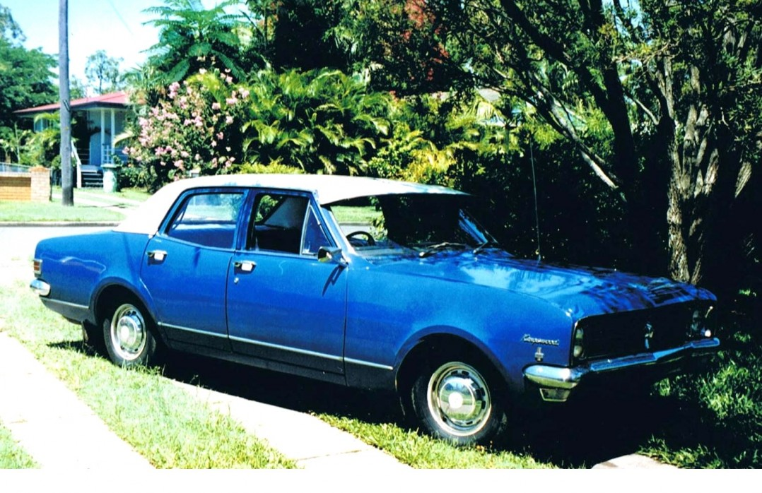 1968 Holden KINGSWOOD