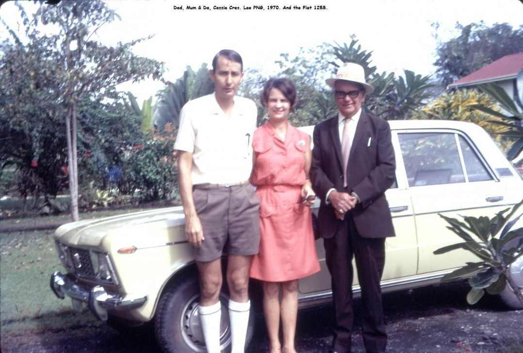 1970 Fiat 125 SPECIAL