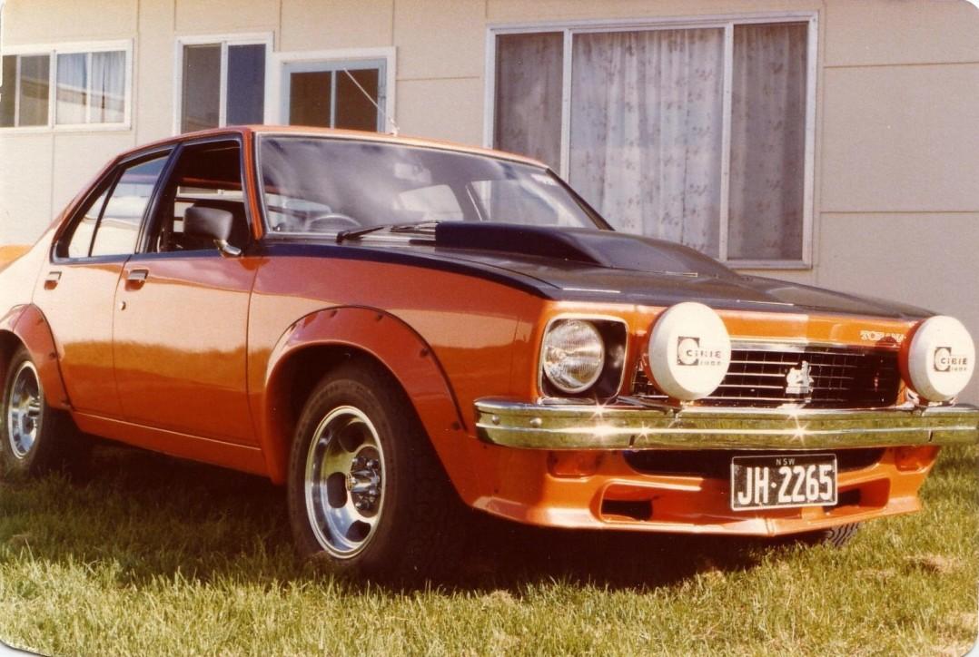 1977 Holden Torana A9X