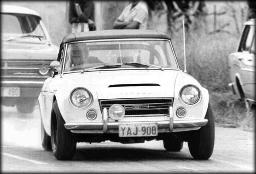 1968 datsun 2000 sports