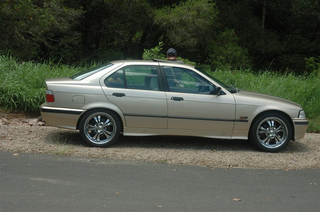 1991 BMW E36