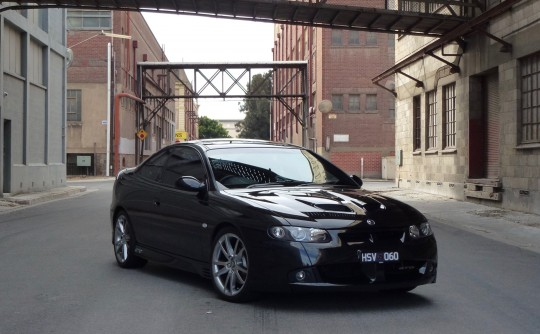 2005 Holden Special Vehicles VZ Coupe GTO
