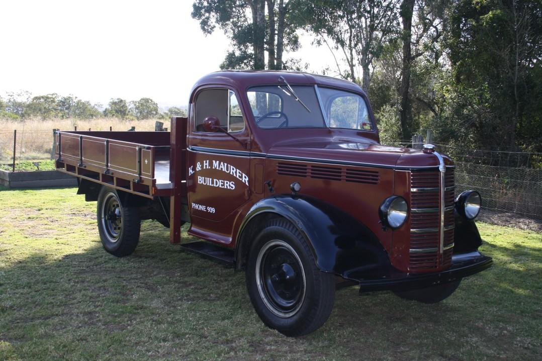 1951 Bedford k