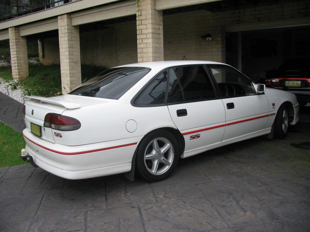 1997 Holden Commodore SS