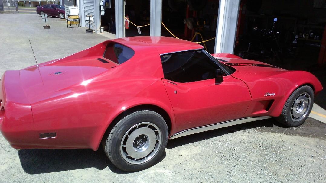 1975 Chevrolet c3 corvette
