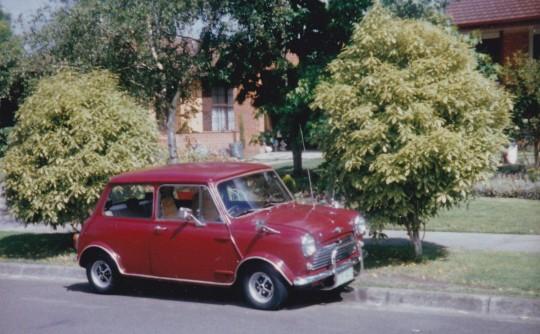 1969 Morris MINI DELUXE