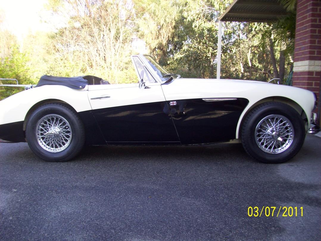 1964 Austin Healey 3000 mk111