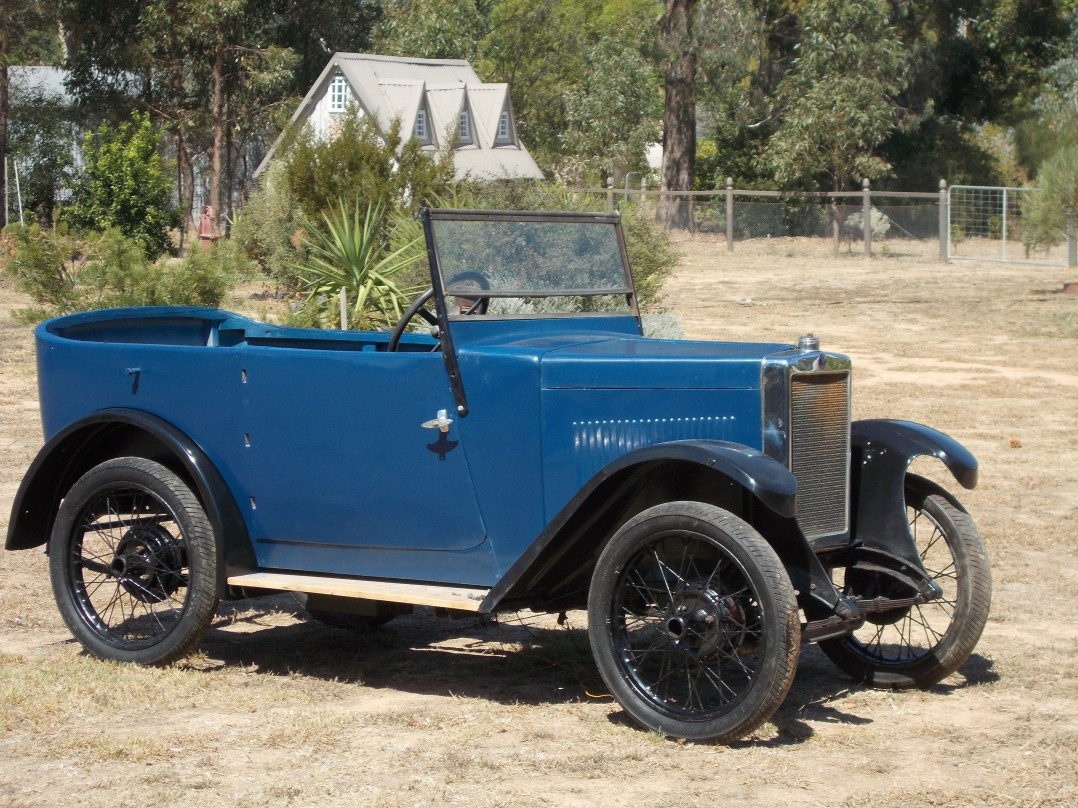 1929 Morris Minor