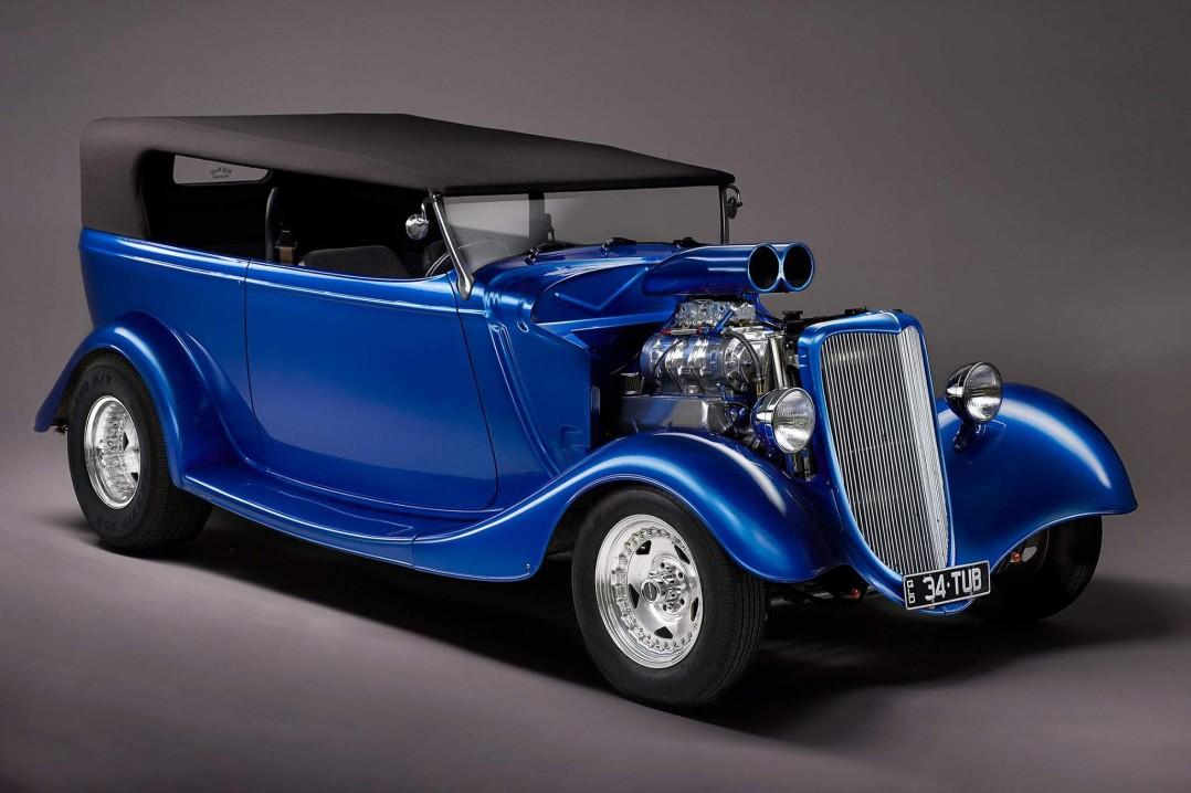 1934 Ford Tourer