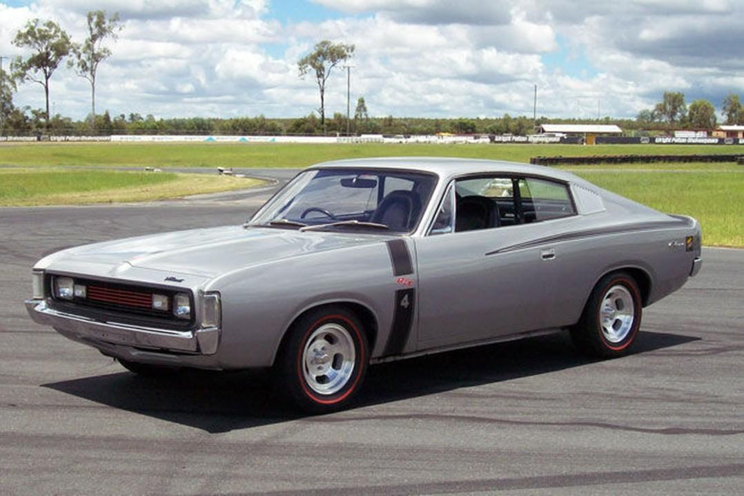 1972 Chrysler CHARGER R/T