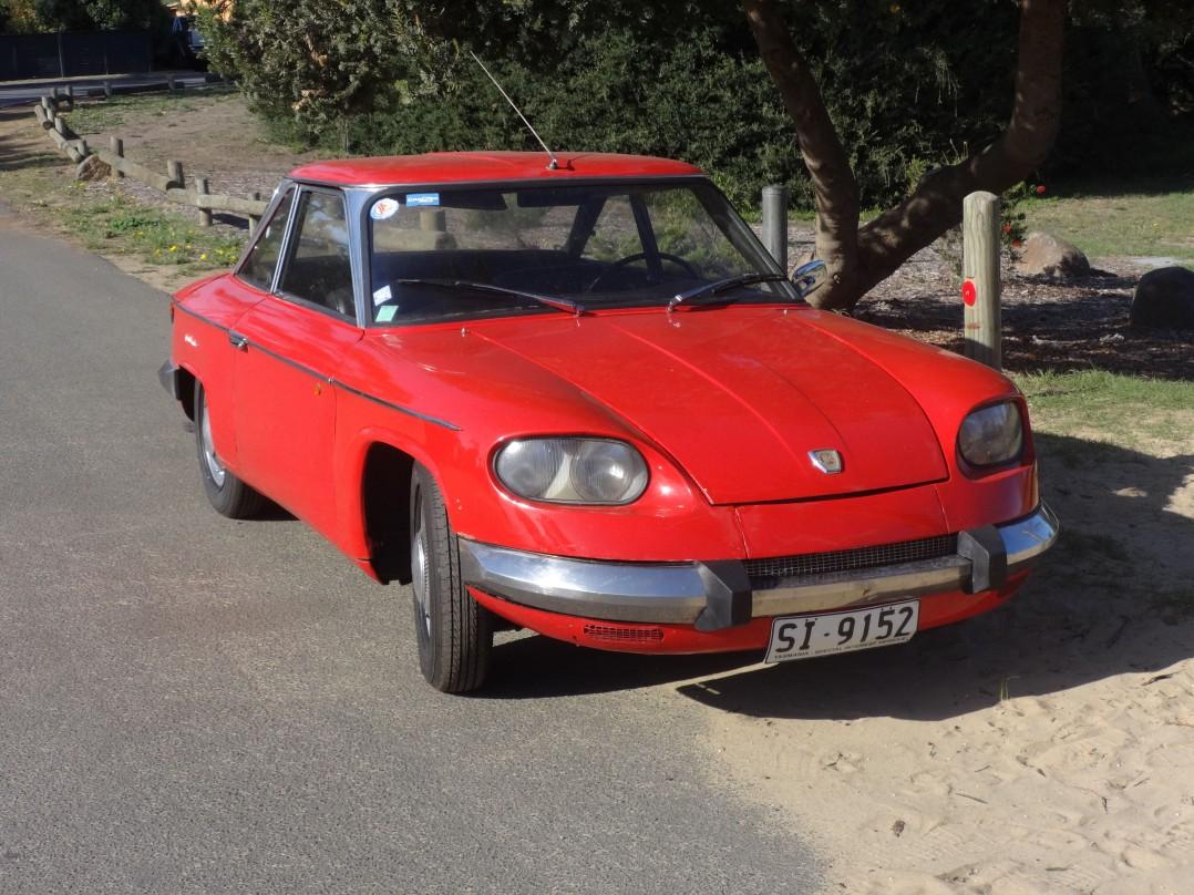 1963 Panhard 24CT