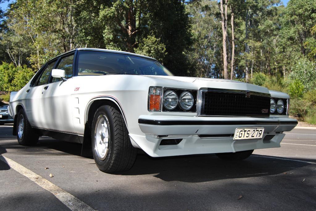 1979 Holden HZ GTS