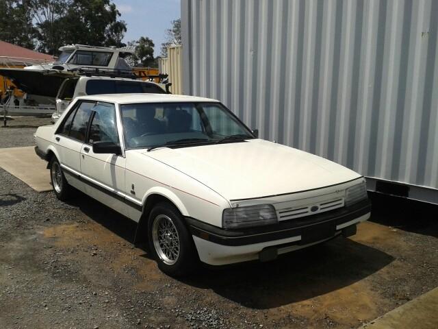 1986 Ford Fairmont Ghia