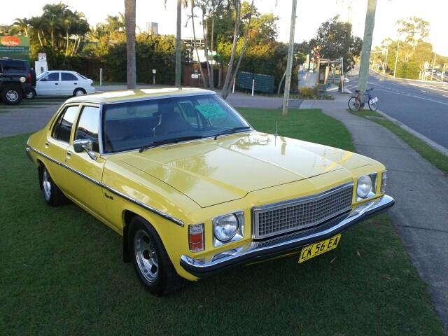 1977 Holden HZ KIngswood