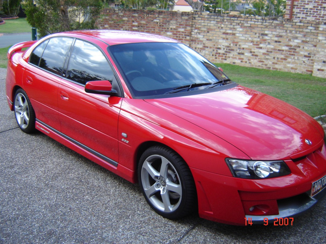 2006 Holden Special Vehicles CLUBSPORT