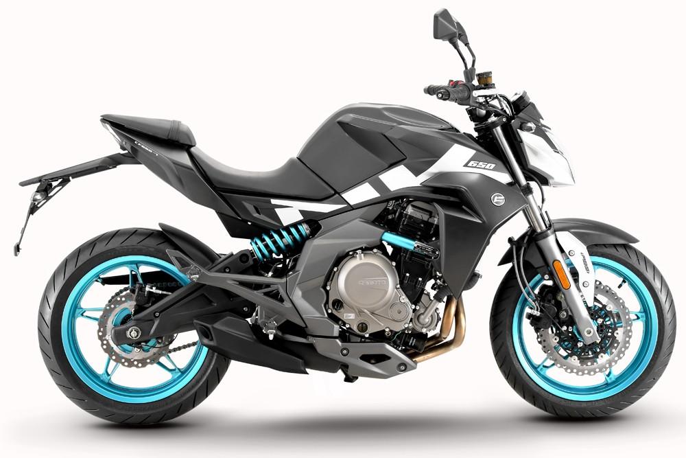 2016 CF Moto 650NK