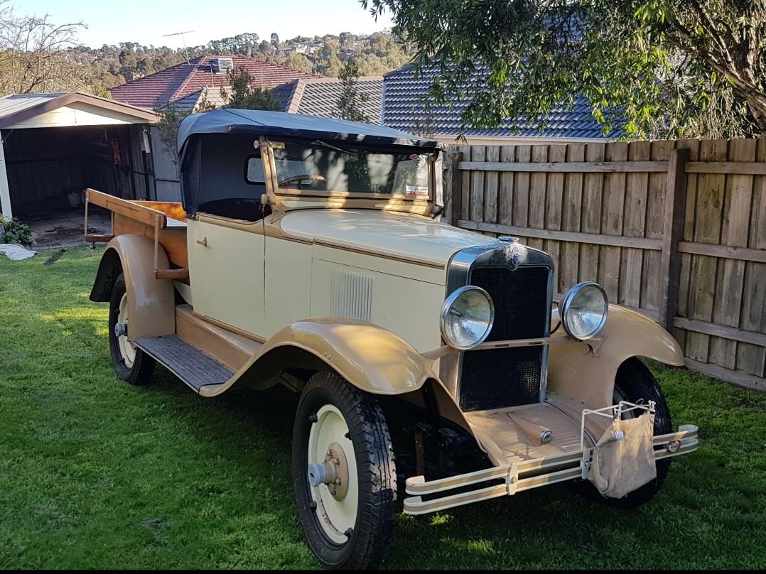 1929 Chevrolet Ute
