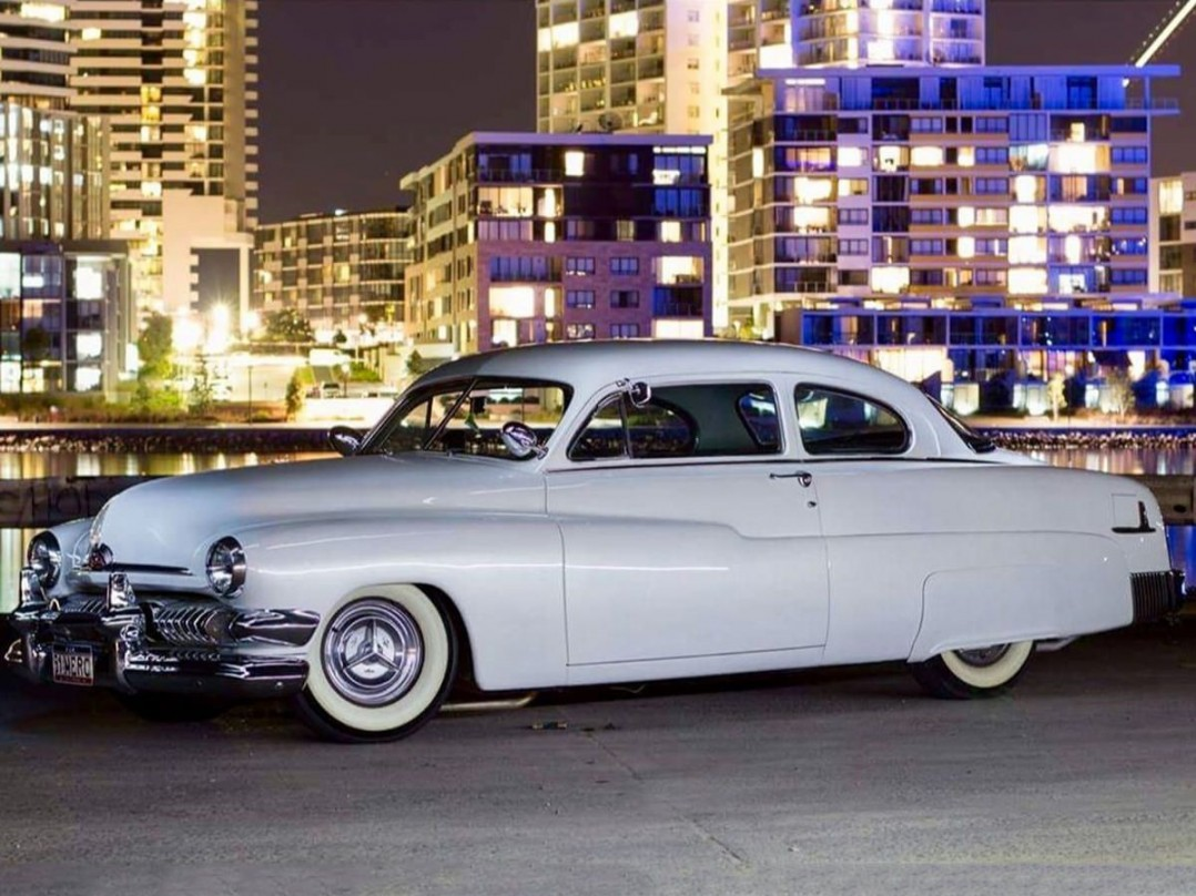 1951 Lincoln Mercury