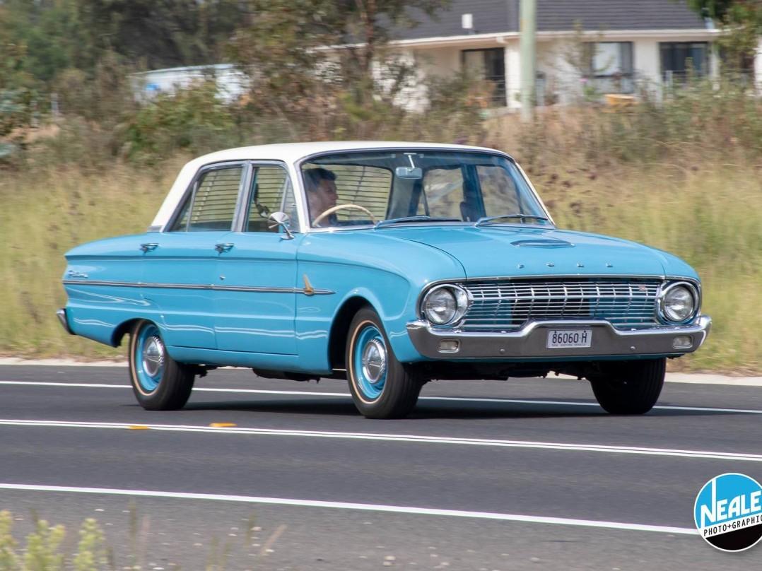 1962 Ford XL Falcon Deluxe