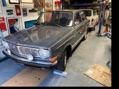 1969 Volvo 142GT