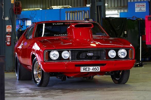 1977 Ford Xc hardtop