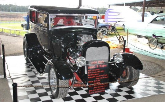 1928 Ford A model