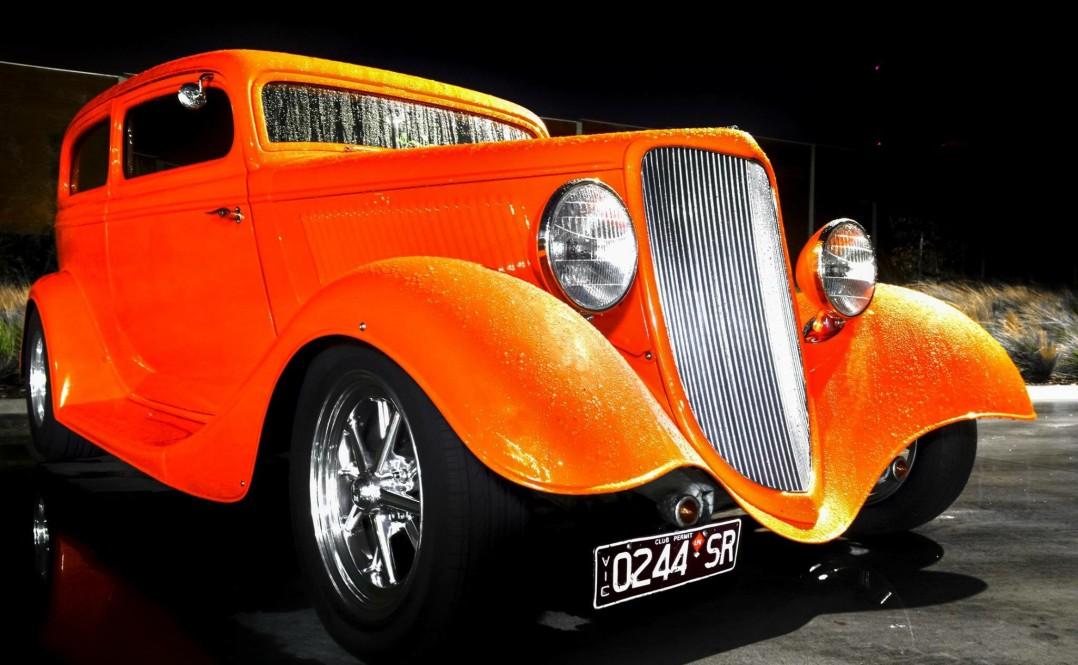 1934 Ford Hotrod