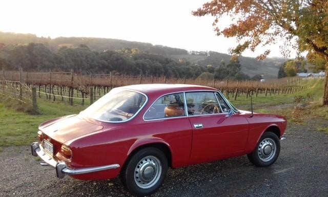 1970 Alfa Romeo 1750 GTV