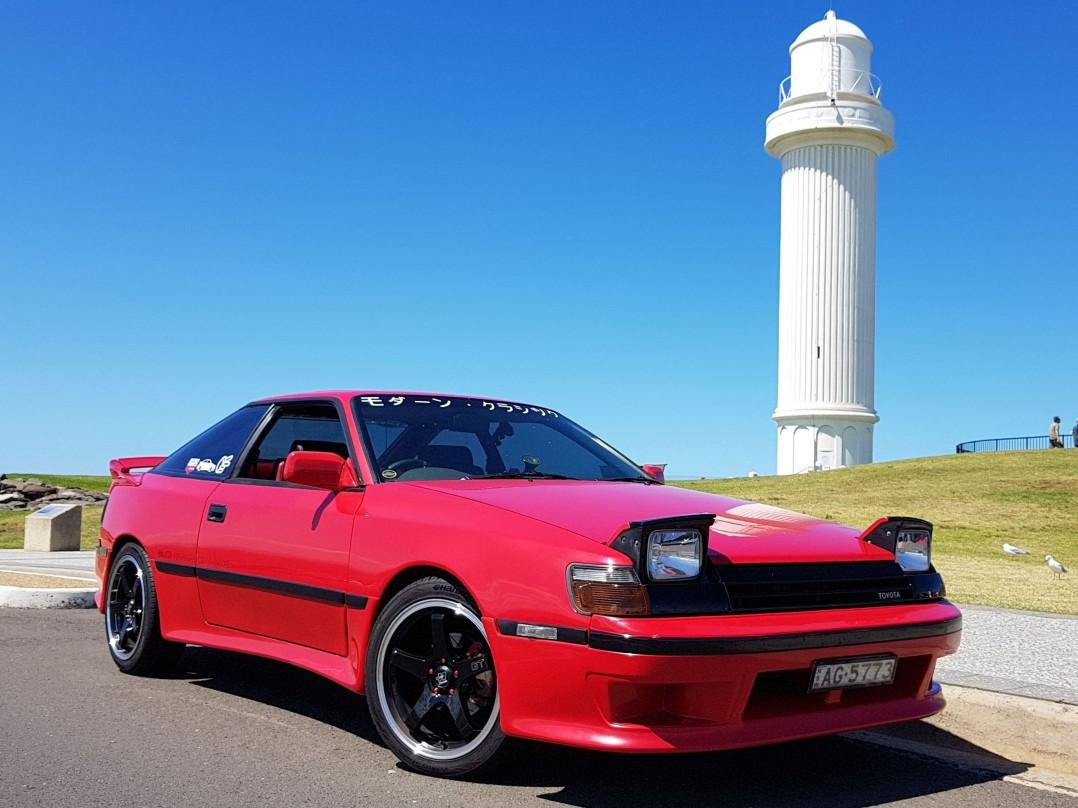 1985 Toyota CELICA SX