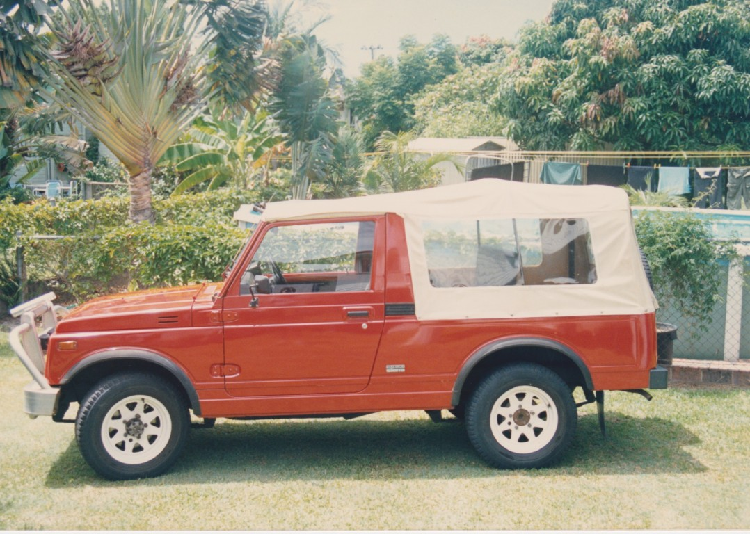 1983 Suzuki SIERRA (4x4)