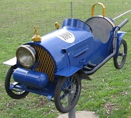 2013 Bugatti 1920s racing, amalgamation of various models.