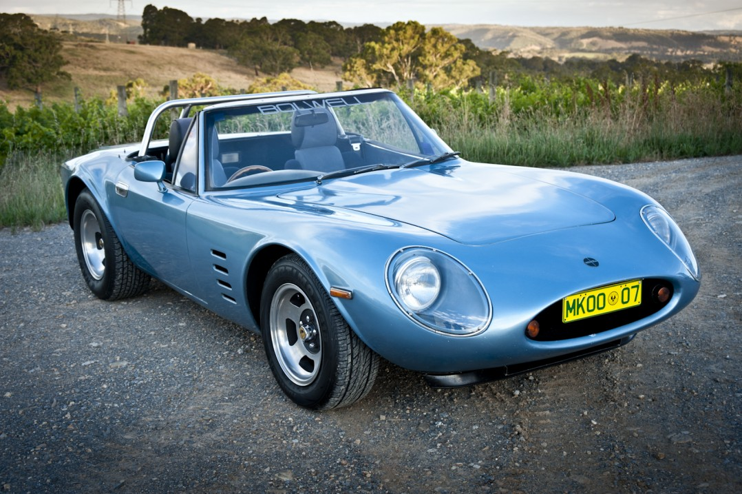 1968 Bolwell Mark 7 V8