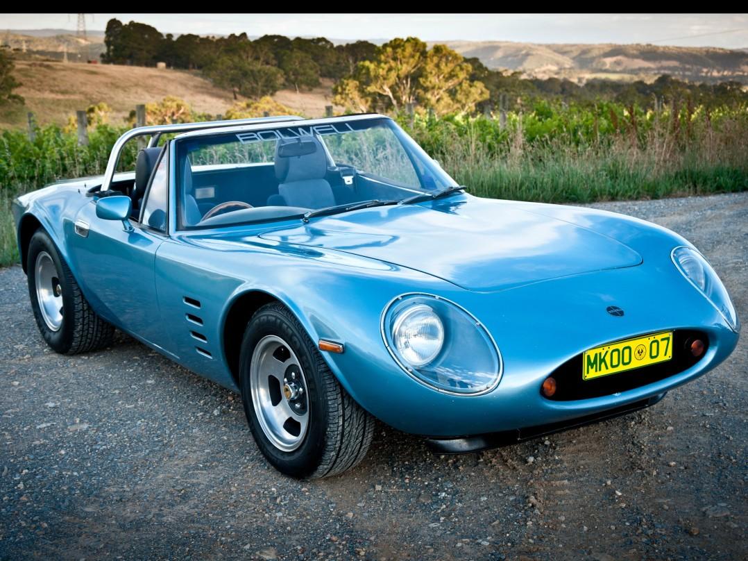 1967 Bolwell Mk 7
