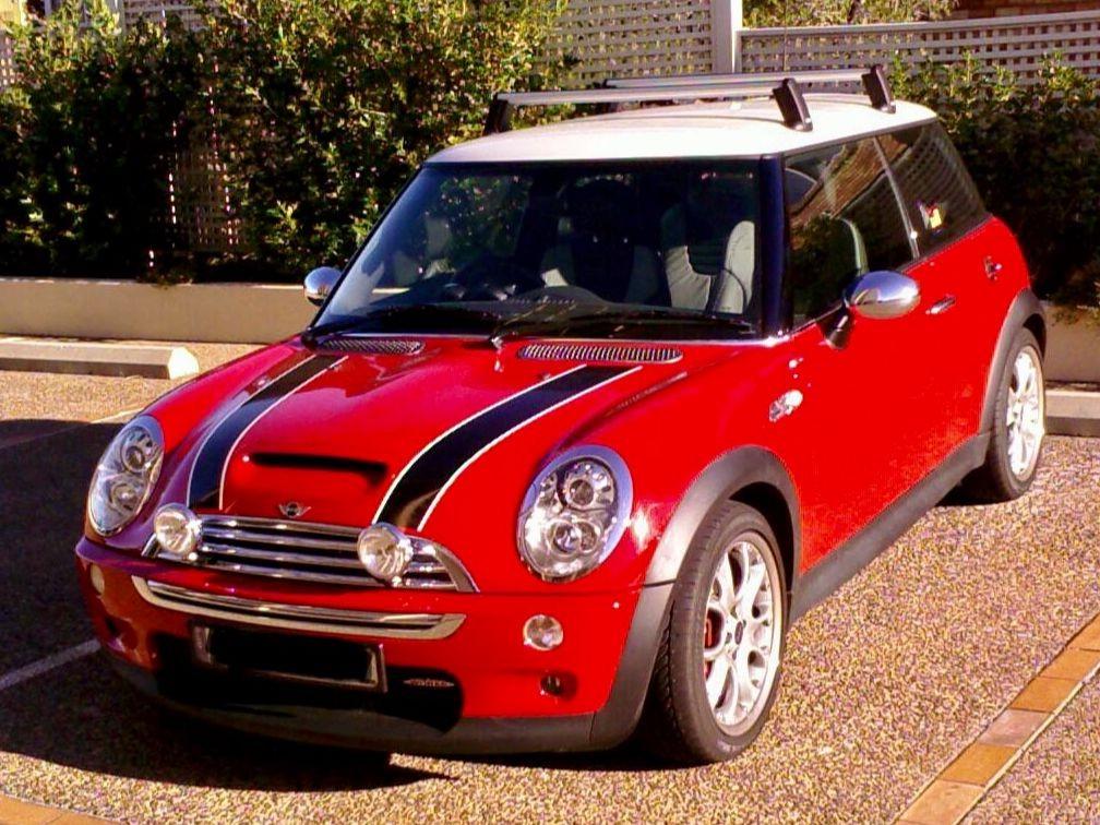 2005 Mini R52 JCW