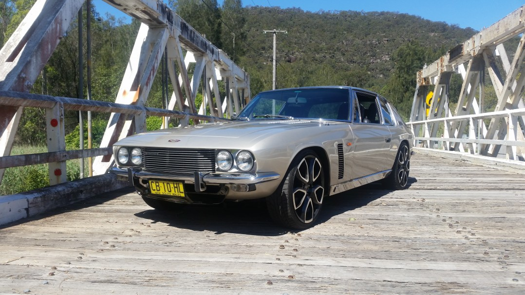 1971 Jensen INTERCEPTOR MK II