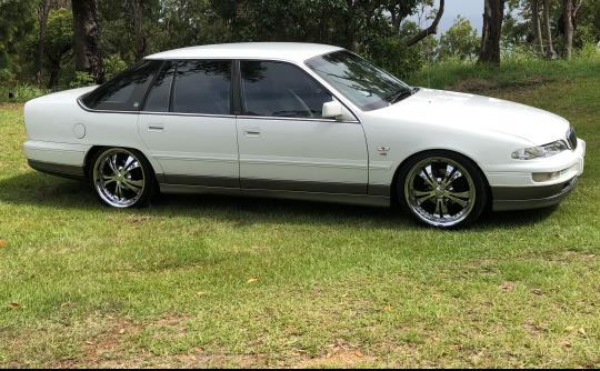 1997 Holden STATESMAN 215i