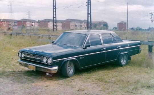 1960 Rambler classic