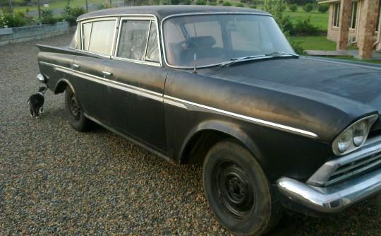 1960 Rambler custom ( classic)