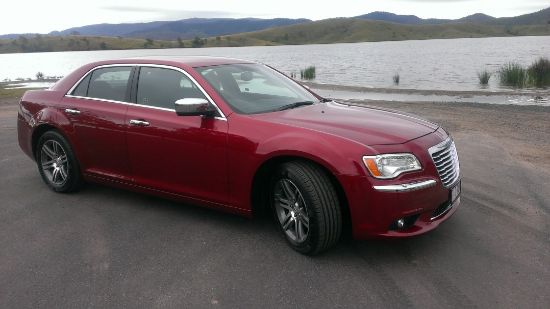 2012 Chrysler 300.