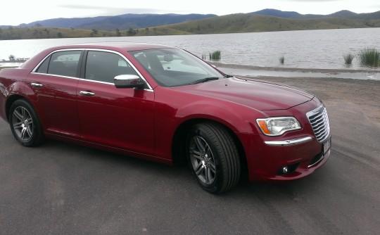 2012 Chrysler 300.