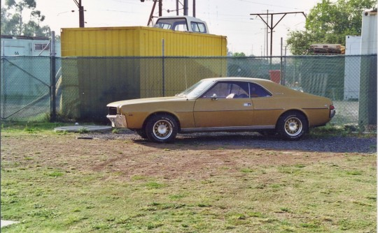 1969 Rambler JAVELIN