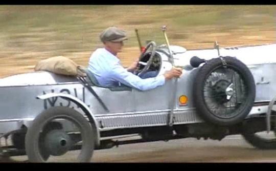 1925 Morris Supersport Special