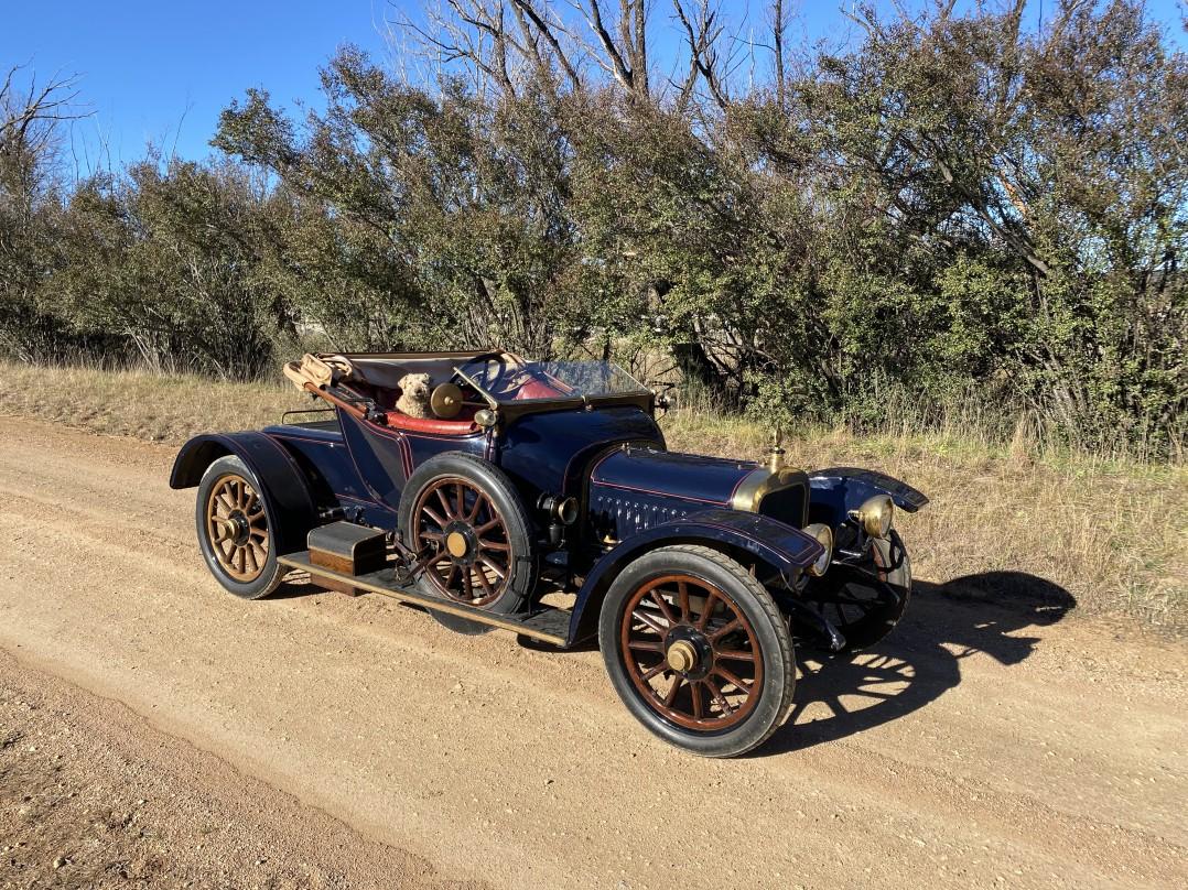 1912 Sunbeam 12/16