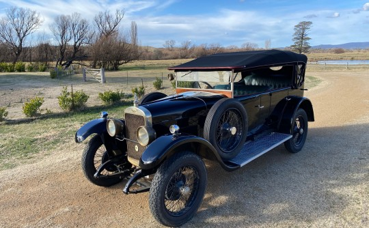 1924 Sunbeam 14/40