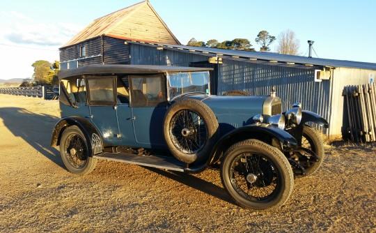 1926 Sunbeam 14/40