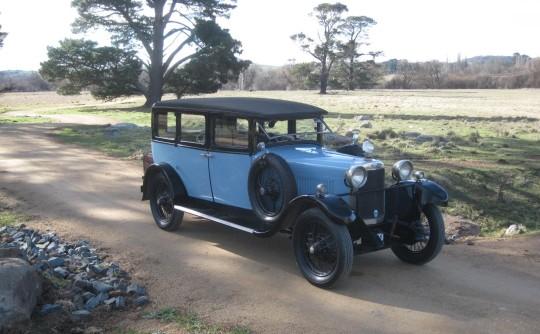 1929 Sunbeam 16.9hp