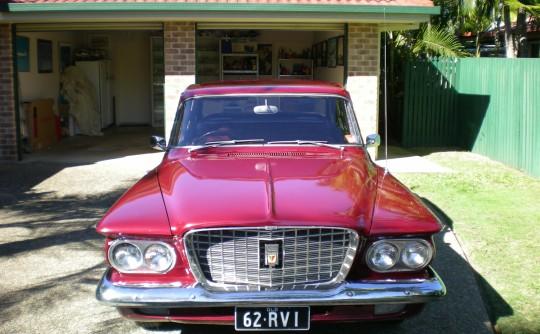 1962 Chrysler Valiant RV1