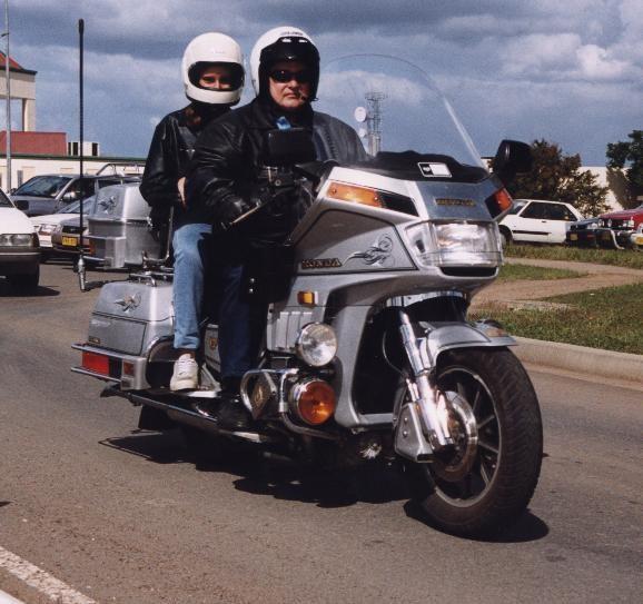 1985 Honda Goldwing Interstate