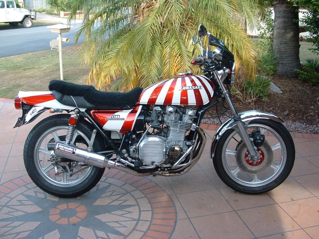 1976 Kawasaki Z900A4